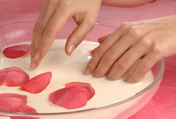 восстановление ногтей на дому